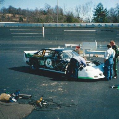 2003 Lonesome Pine Raceway (LPR) Pre-Season Testing