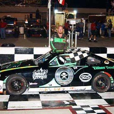 2002 Kingsport Speedway