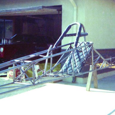 George's dragster 3
