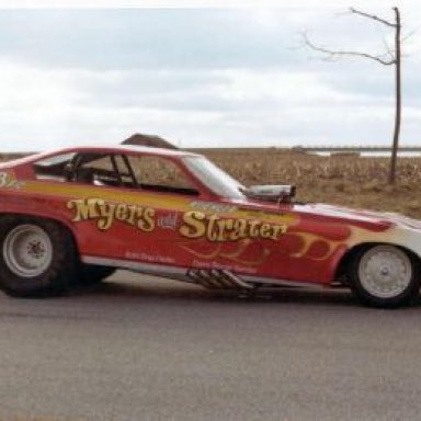 Myers and Strater racing 655