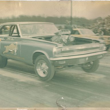 Mr. Norm AFX Dodge match racing Arnie Beswick