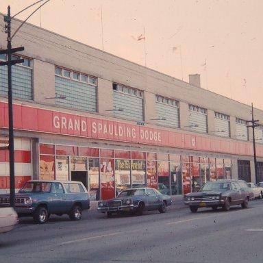 Mr. Norm Grand Spaulding Dodge Dealership