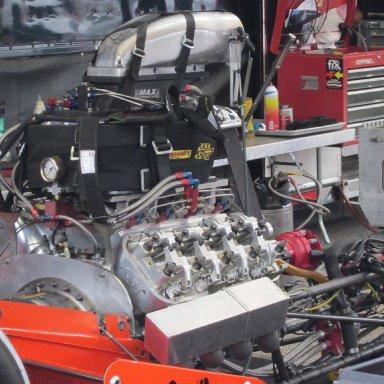 2011 Cordova Nitroblast Funny Cars!!  Vintage Drag Racing!!