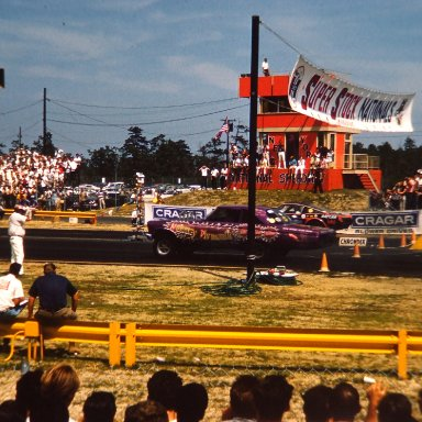 1966 Super Stock Nationals!!  New York Dragstrip