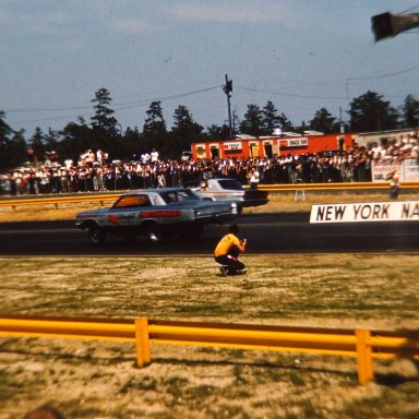1966 Super Stock Nationals!!  New York Dragstrip
