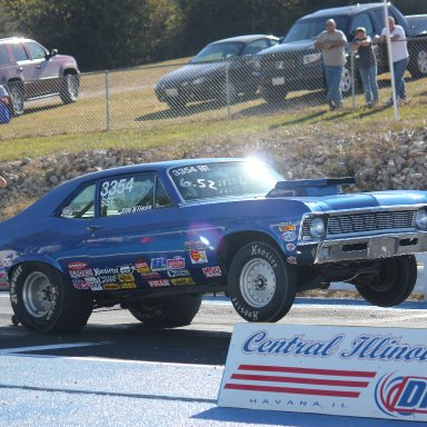 Ozark Mountain Super Shifters!!  Central Illinois Dragway!!