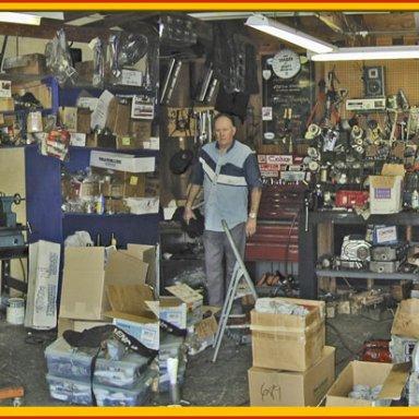 Jr. Thompson's Garage