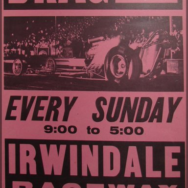 irwindale_poster