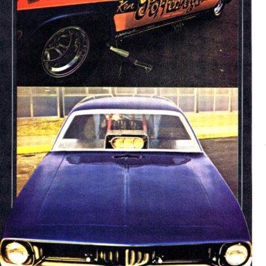 poffenberger funny car