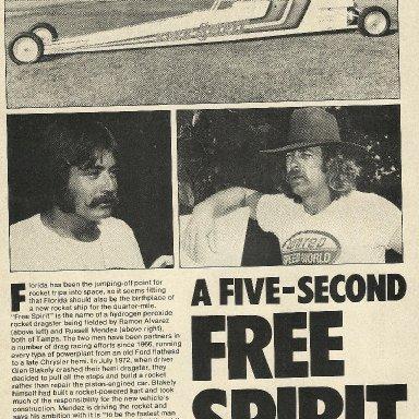 Drag Racing USA Dec.1973