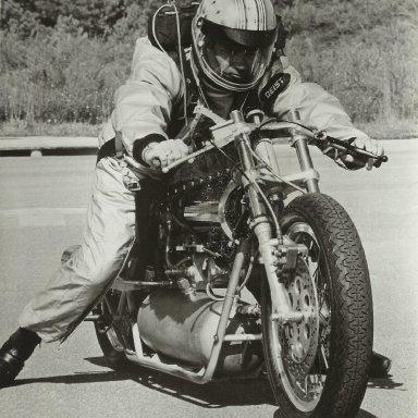 Rocket Motorcycle