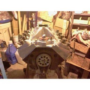 rebuild  509 cu in  4.501 bore