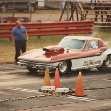 RANDY SNODDY B/MP VETTE