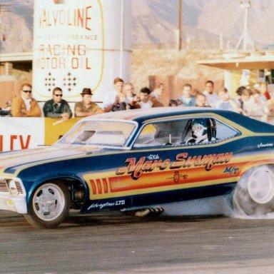 marc susman funny car