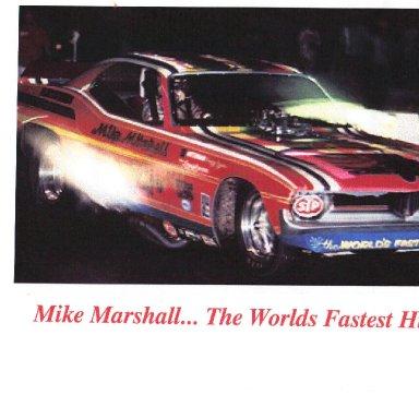 Mike Mitchell worlds fastest hippie