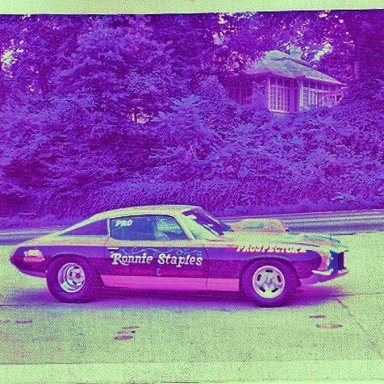 ronnie staples 1972 pro stock