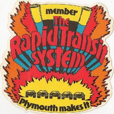 THE RAPID TRANSID SYSTEM