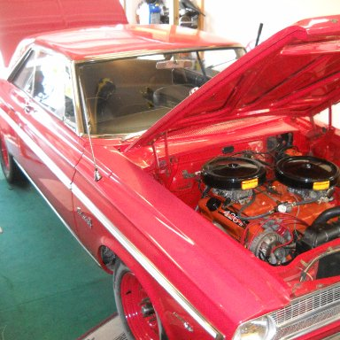 1965 Plymouth Belvedere - Max Wedge tribute