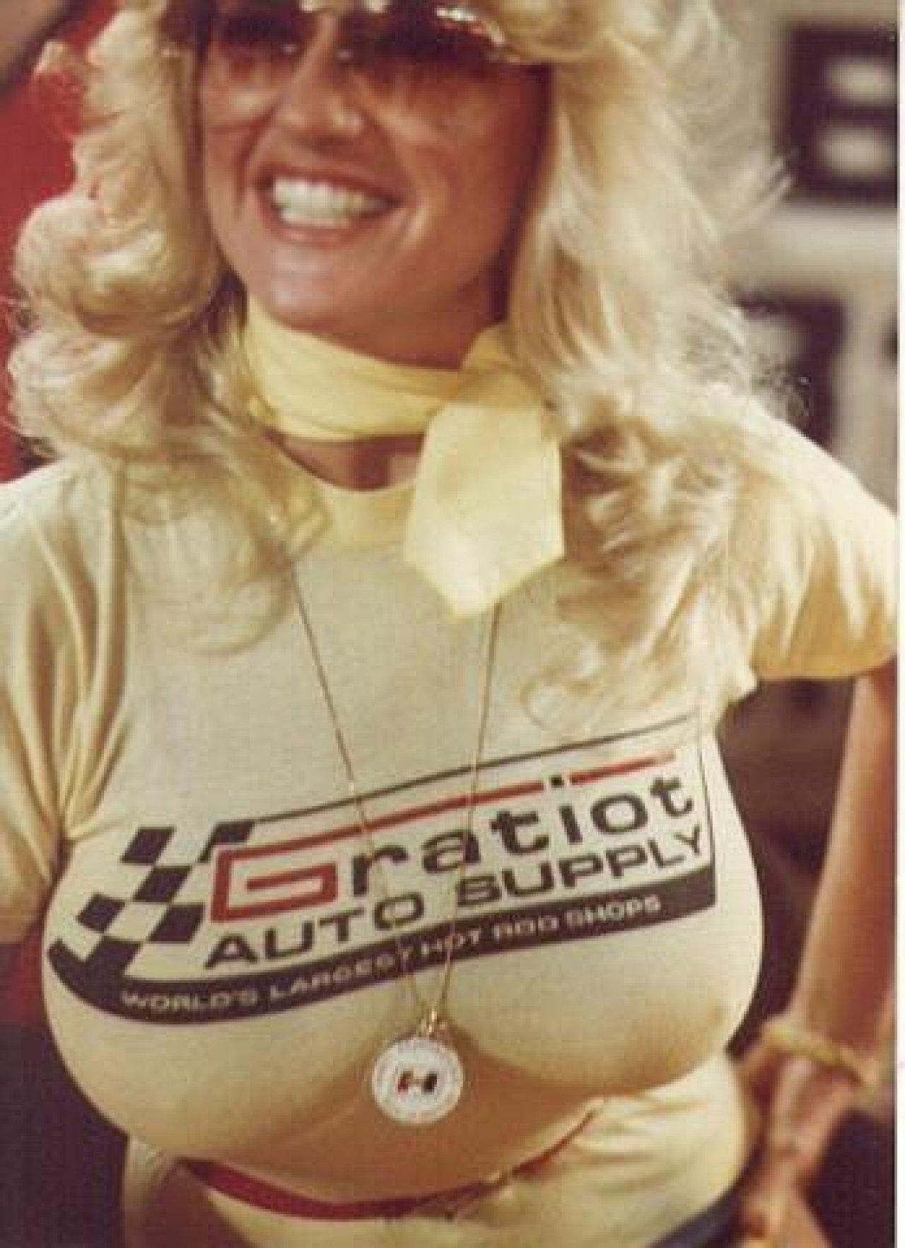 Racing In Car >> Linda Vaughn - Gallery - Peter K. | racersreunion.com