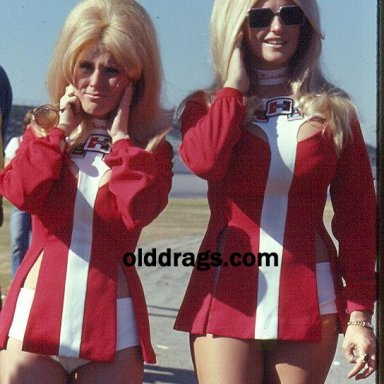 Linda Vaughn Ontario 1971 Nov