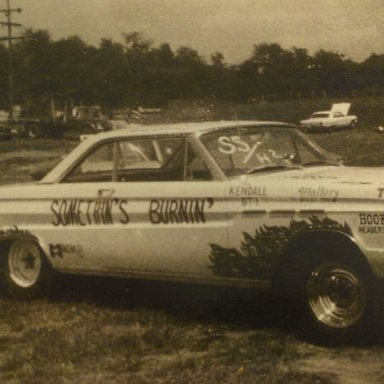 RANDY SNODDY 1965 COMET CYCLONE SS/H
