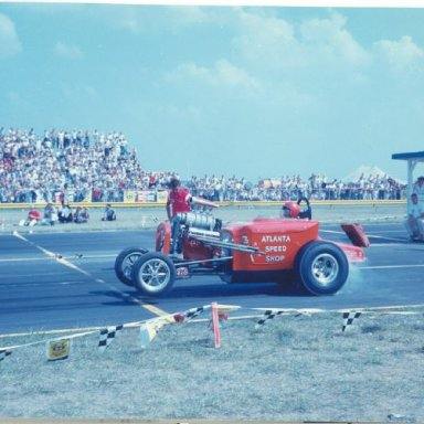 1964 AAA INDY RUNold days
