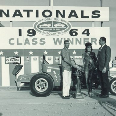 1964 INDY TROPHY