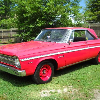 1965 Plymouth Belvedere Max Wedge 012