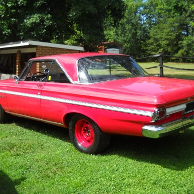 1965 Plymouth Belvedere Max Wedge 015