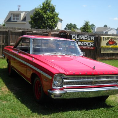 1965 Plymouth Belvedere Max Wedge 023