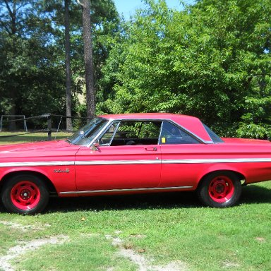 1965 Plymouth Belvedere Max Wedge 021