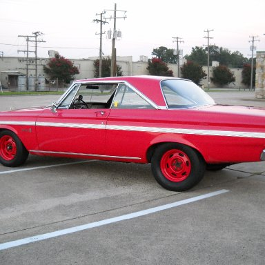 1965 Plymouth Belvedere Max Wedge 027