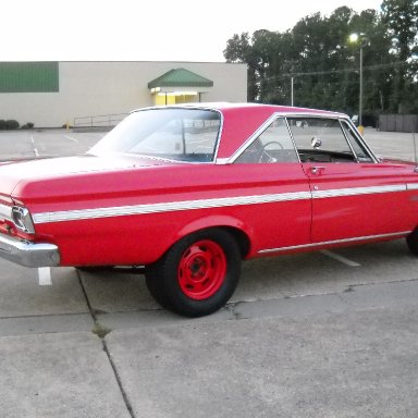 1965 Plymouth Belvedere Max Wedge 030
