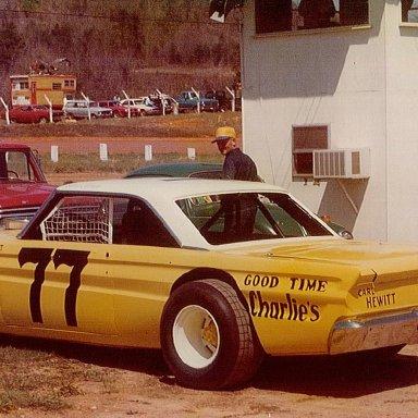 '64 Comet Dirt Car