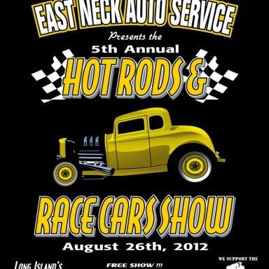 Hot Rods & Racecars Black Flyer