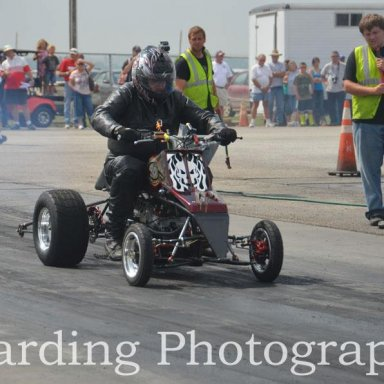 During a Geezzer event at Rolling Thunder in Iowa.