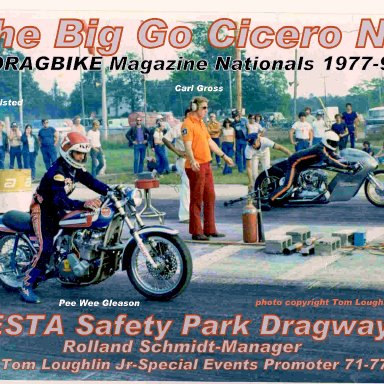 Carl Gross stages Pee Wee Gleason and n itro HD at ESTA in Syracuse