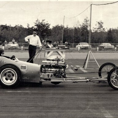Dad Dragster 1