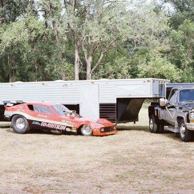 Ambition Arrow & Truck and trailer
