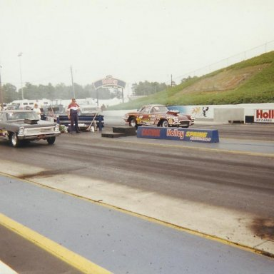 Picture of drag cars 015