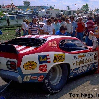 Tom McEwen 1974 NHRA US Nationals #1