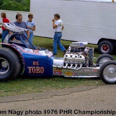 El Toro 1976 PHR Championships #1a