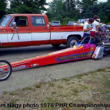 Mark Williams 1976 PHR Championships #1