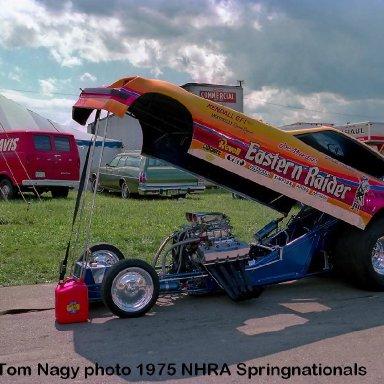 Dale Pulde 1975 NHRA Springnationals #0