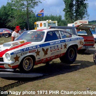 Bruce Larson 1973 PHR Championships #1