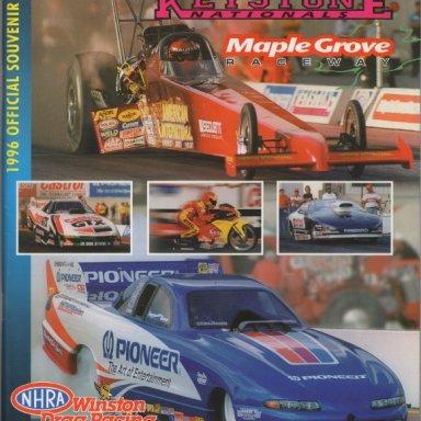 Maple Grove Raceway Program