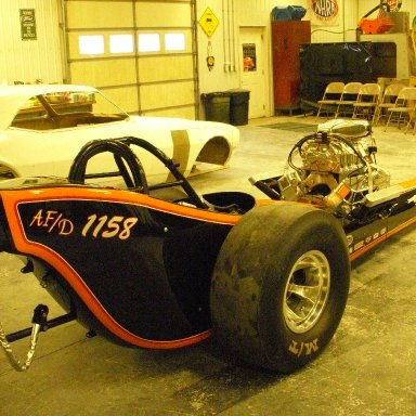 1158 Dragster