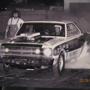 '68 Dart Pro Stock