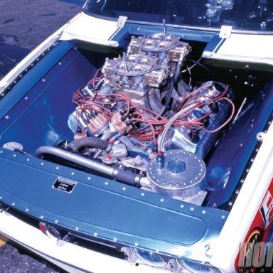 Pro Stock Hemi Motor