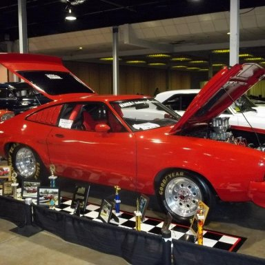 MUSCLE CAR NATIONALS